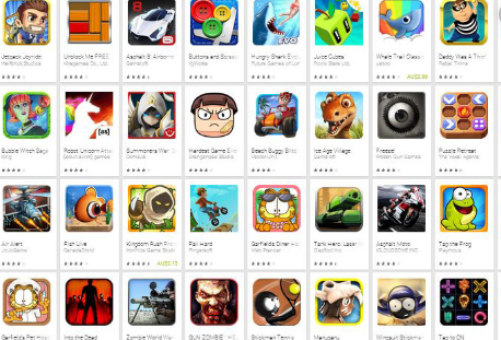 Offline Games: Most trustworthy Android Games you can play without internet